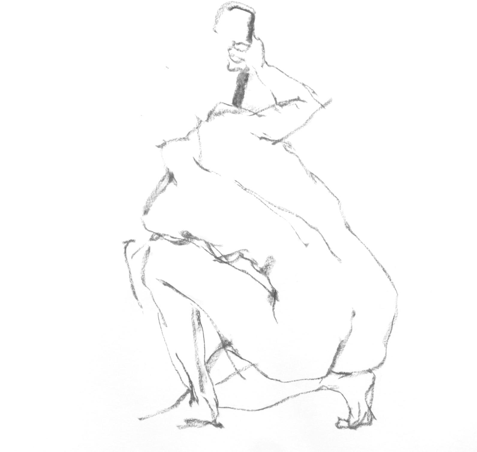 《 師走十二月の ― croquis・drawing・dessin・sketch・esquisse ― 10》_f0159856_06394759.jpg