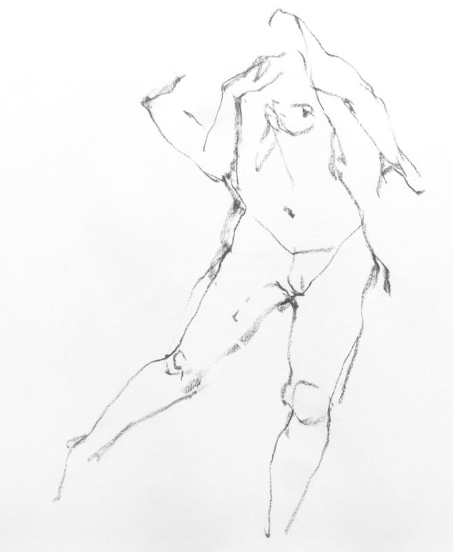 《 師走十二月の ― croquis・drawing・dessin・sketch・esquisse ― 10》_f0159856_06404759.jpg