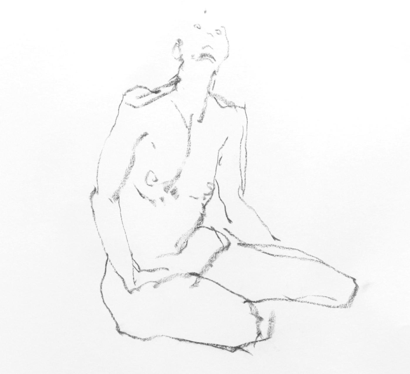 《 師走十二月の ― croquis・drawing・dessin・sketch・esquisse ― 10》_f0159856_06425206.jpg
