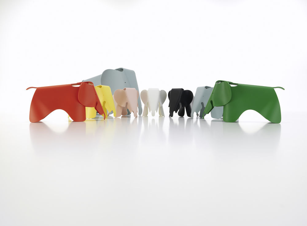 2017Winter NEW Eames Elephant (small) Charles & Ray Eames, 1945_b0125570_10590743.jpg