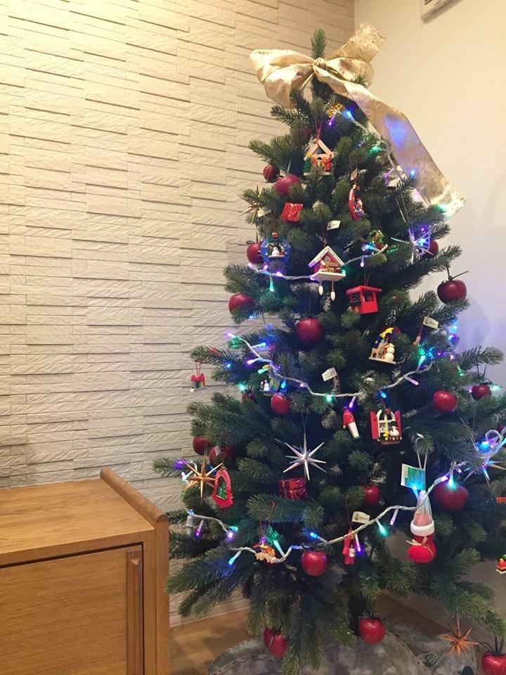 【おくればせながら】我が家のクリスマス&仕事おさめ_a0335677_21290266.jpg