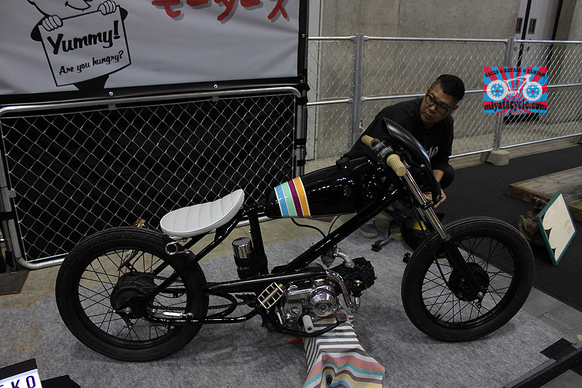 『 26th YOKOHAMA HOT ROD CUSTOM SHOW 』エントリーのモーターサイクル 5_e0126901_15482676.jpg