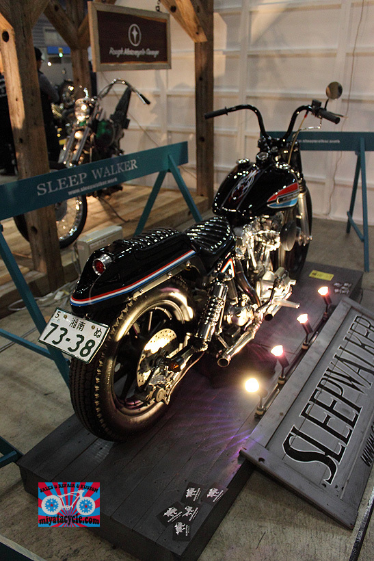 『 26th YOKOHAMA HOT ROD CUSTOM SHOW 』エントリーのモーターサイクル 5_e0126901_15483915.jpg