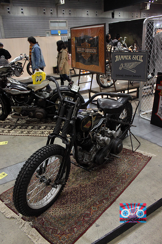 『 26th YOKOHAMA HOT ROD CUSTOM SHOW 』エントリーのモーターサイクル 5_e0126901_15484362.jpg