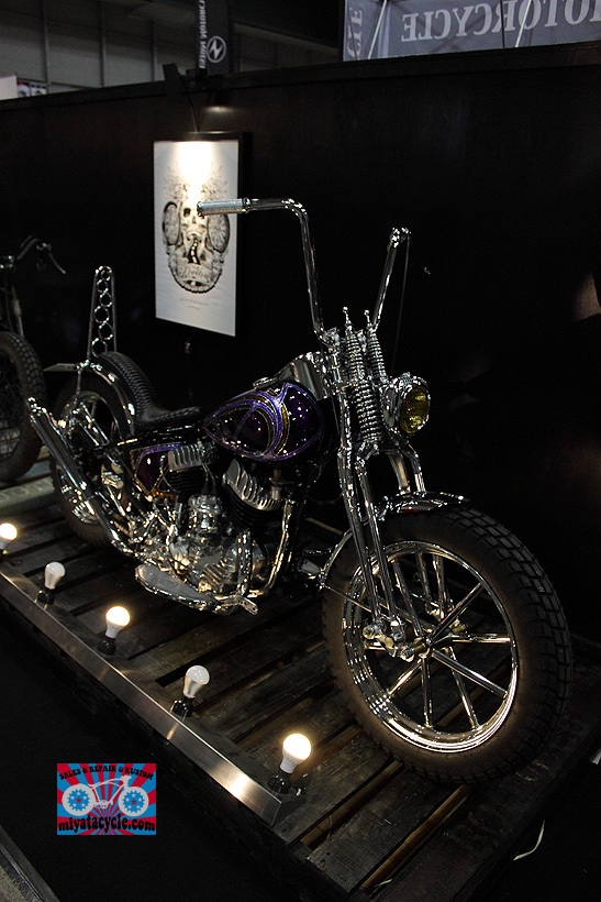 『 26th YOKOHAMA HOT ROD CUSTOM SHOW 』エントリーのモーターサイクル 5_e0126901_15484695.jpg