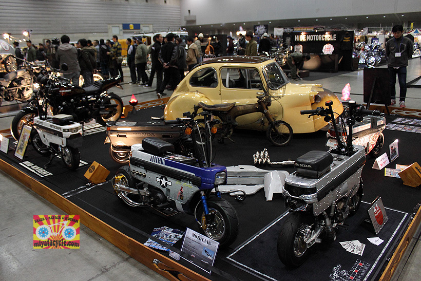 『 26th YOKOHAMA HOT ROD CUSTOM SHOW 』エントリーのモーターサイクル 5_e0126901_15490521.jpg