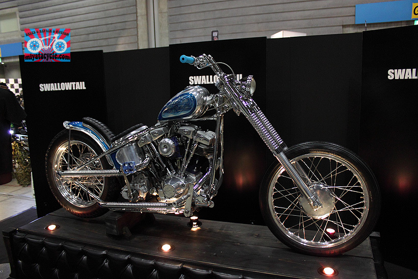 『 26th YOKOHAMA HOT ROD CUSTOM SHOW 』エントリーのモーターサイクル 5_e0126901_15490851.jpg