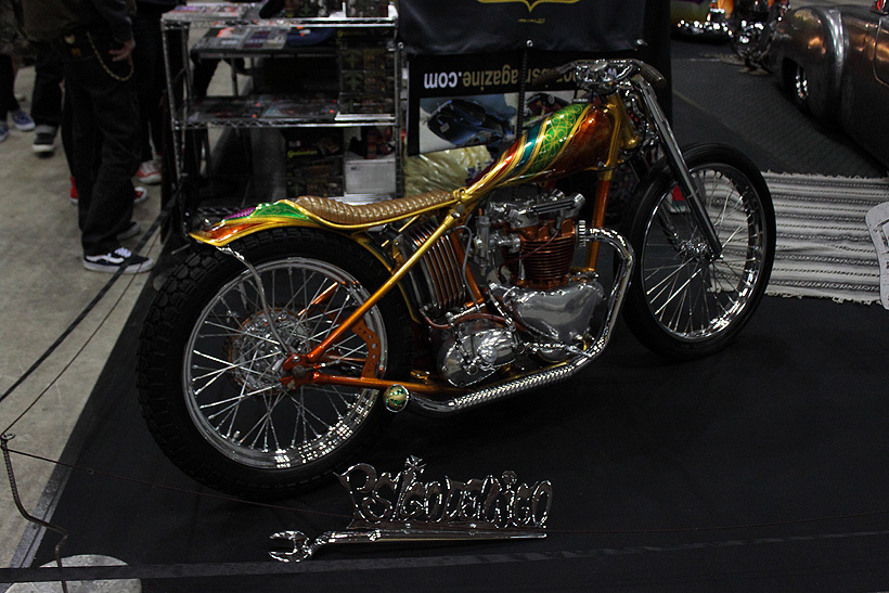 『 26th YOKOHAMA HOT ROD CUSTOM SHOW 』エントリーのモーターサイクル 5_e0126901_15492149.jpg