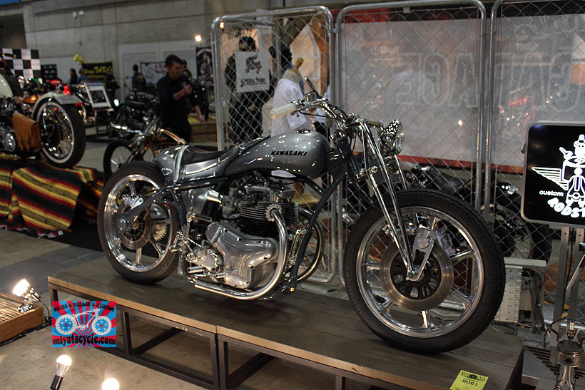 『 26th YOKOHAMA HOT ROD CUSTOM SHOW 』エントリーのモーターサイクル 5_e0126901_15492701.jpg