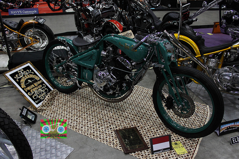 『 26th YOKOHAMA HOT ROD CUSTOM SHOW 』エントリーのモーターサイクル 5_e0126901_15495991.jpg