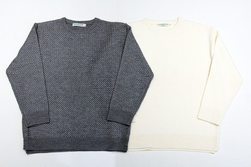 "ISLAND KNIT WORKS (アイランドニットワークス) "" Loose Basket \""_b0122806_14460758.jpg"