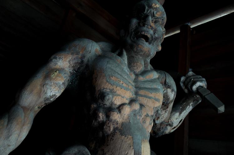 鎌倉の息吹~長野市信更「長勝寺」仁王~_d0349418_00135473.jpg
