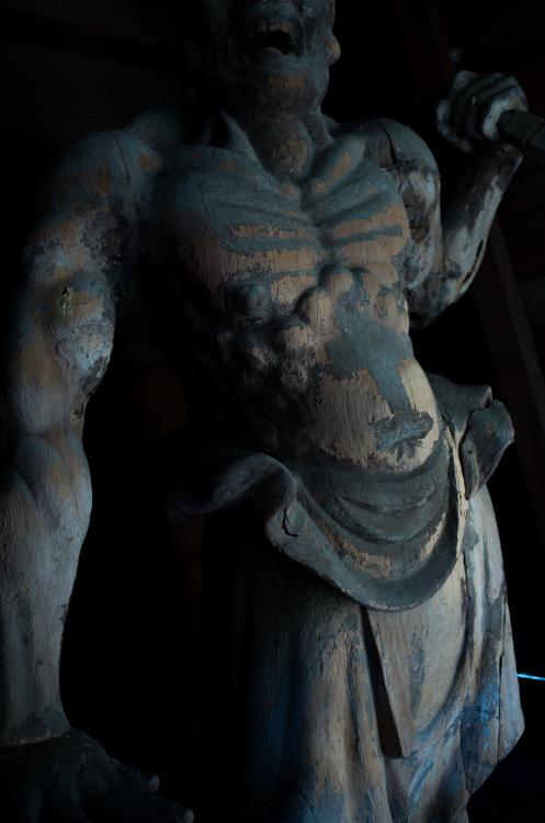 鎌倉の息吹~長野市信更「長勝寺」仁王~_d0349418_00154687.jpg