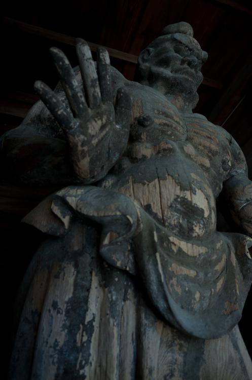 鎌倉の息吹~長野市信更「長勝寺」仁王~_d0349418_21453026.jpg