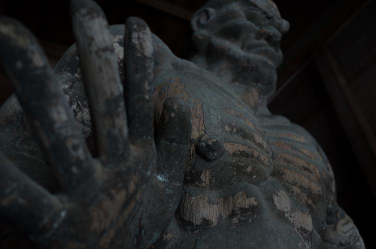 鎌倉の息吹~長野市信更「長勝寺」仁王~_d0349418_21535497.jpg