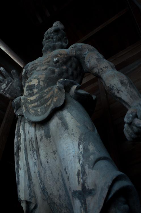 鎌倉の息吹~長野市信更「長勝寺」仁王~_d0349418_22403572.jpg