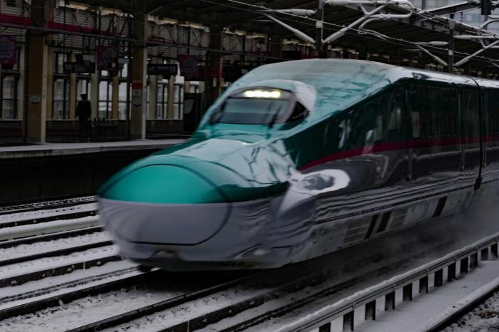 JR福島駅 新幹線_d0106628_18552596.jpg