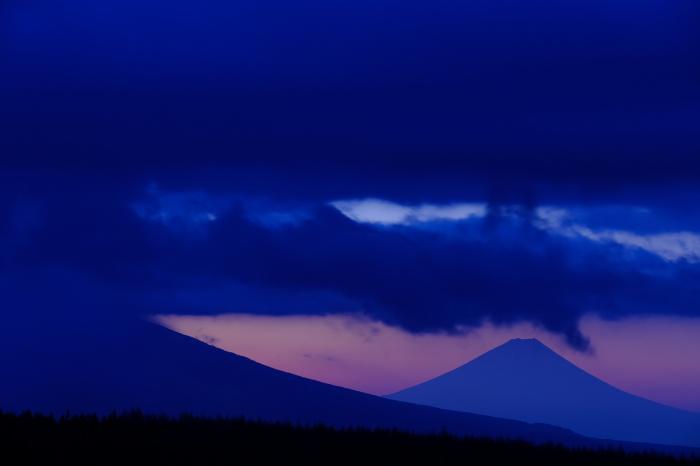 富士山遠望_f0050534_08142579.jpg