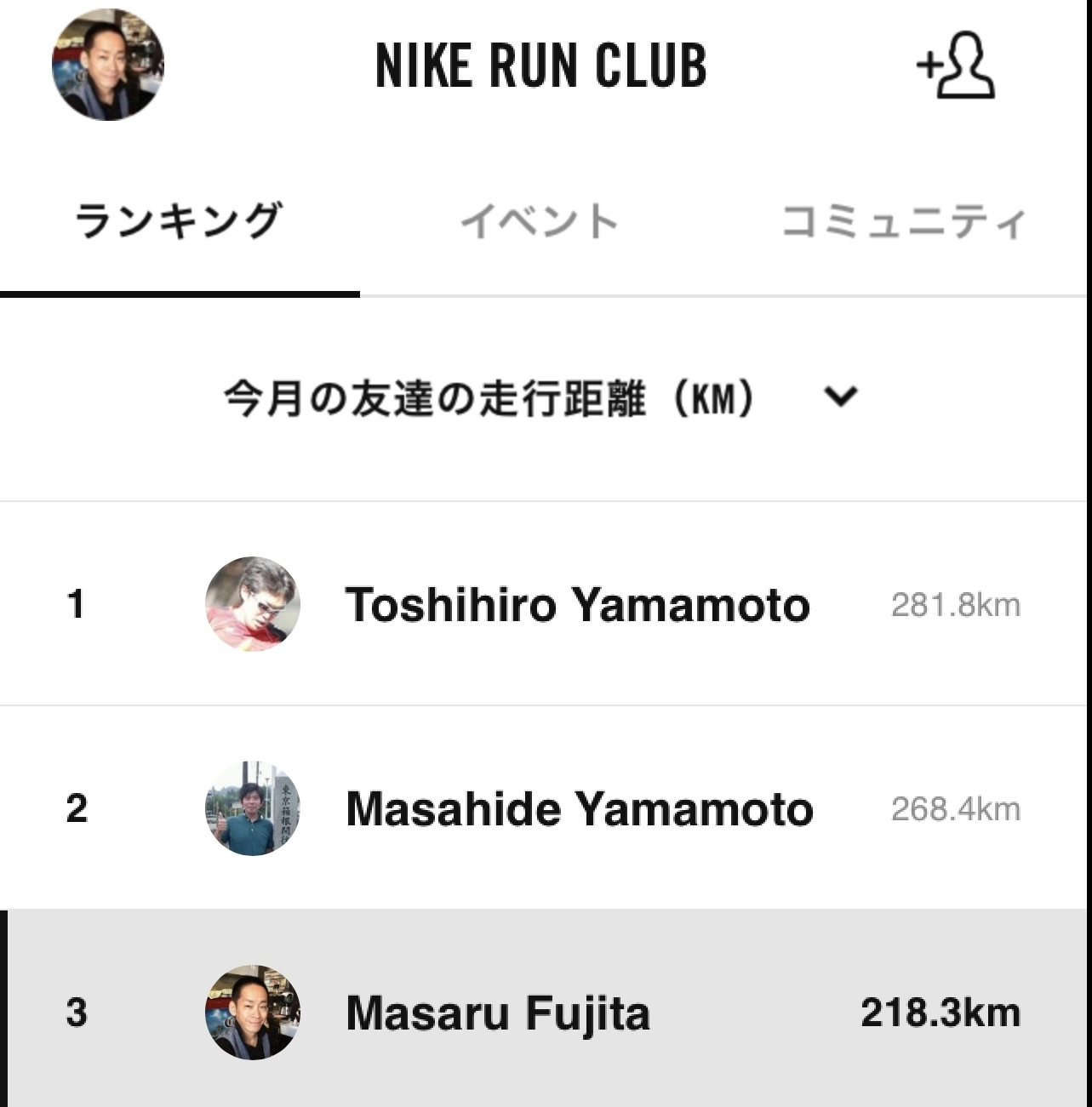 NO RUN,NO LIFE._c0217853_09183844.jpeg