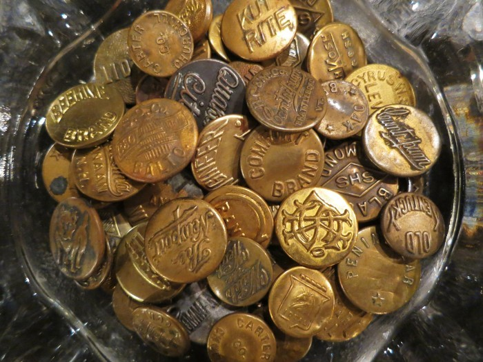 Vintage Antique Work Brand Change Buttons_e0187362_18281671.jpg