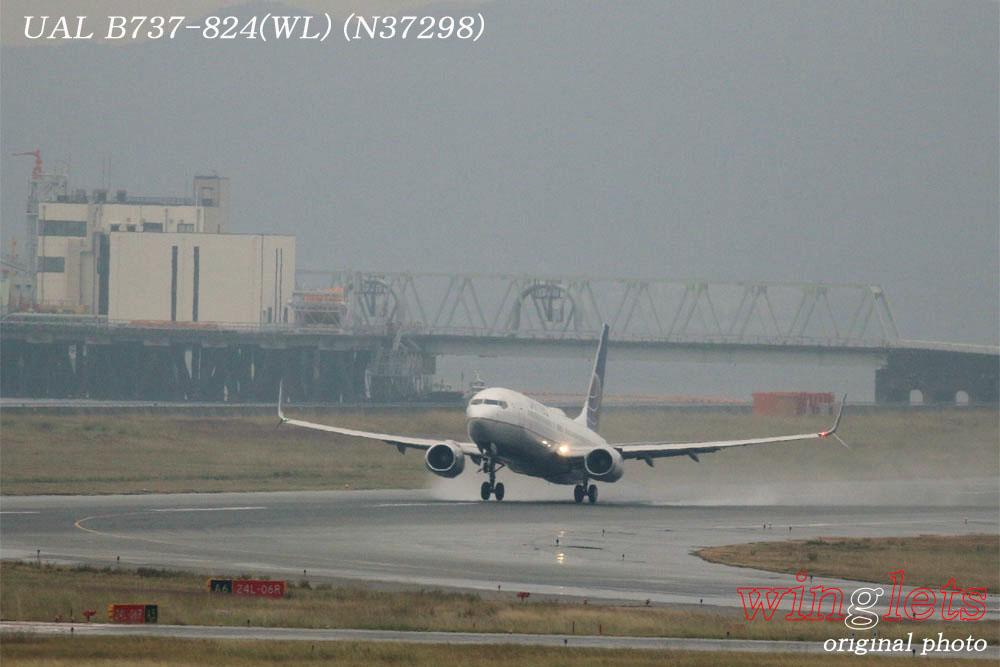 '17年 関西空港(RJBB)レポート ・・・ UAL/N37298_f0352866_21533297.jpg
