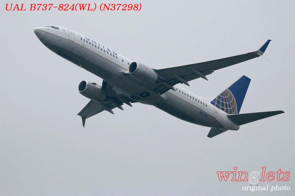 '17年 関西空港(RJBB)レポート ・・・ UAL/N37298_f0352866_2154863.jpg