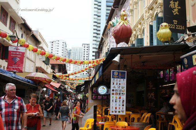 シンガポールの夕刻_b0324291_23453682.jpg