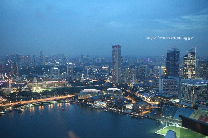 シンガポールの夕刻_b0324291_23454168.jpg