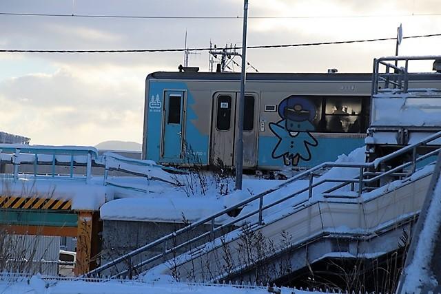 藤田八束の鉄道写真@青い森鉄道野内駅からの写真・・・野内川の鉄道写真、青い森の鉄等写真_d0181492_20131975.jpg
