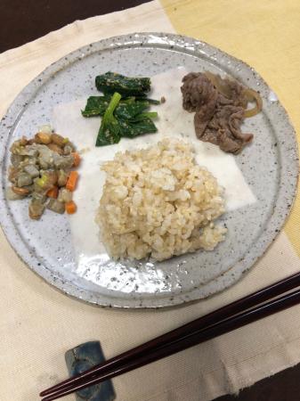 小松菜のごま和え_d0235108_07590968.jpg