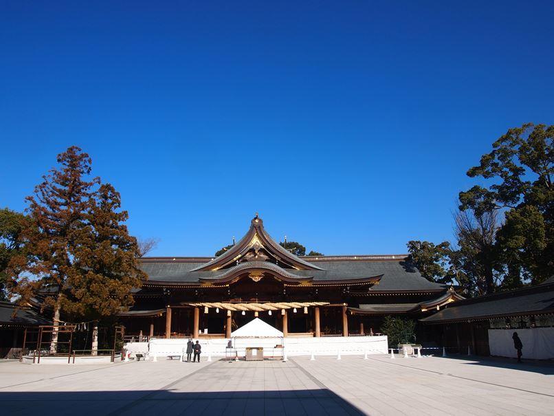 寒川神社へ大祓いのお願いに☆_c0152341_16421254.jpg