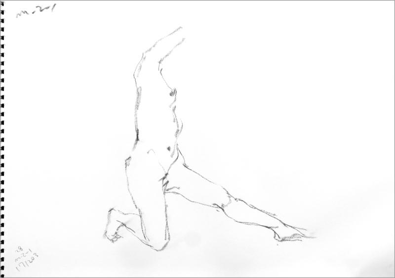 《 師走十二月の ― croquis・drawing・dessin・sketch・esquisse ― 12 》_f0159856_10224277.jpg