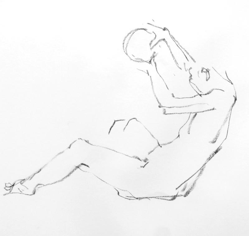 《 師走十二月の ― croquis・drawing・dessin・sketch・esquisse ― 12 》_f0159856_10263838.jpg