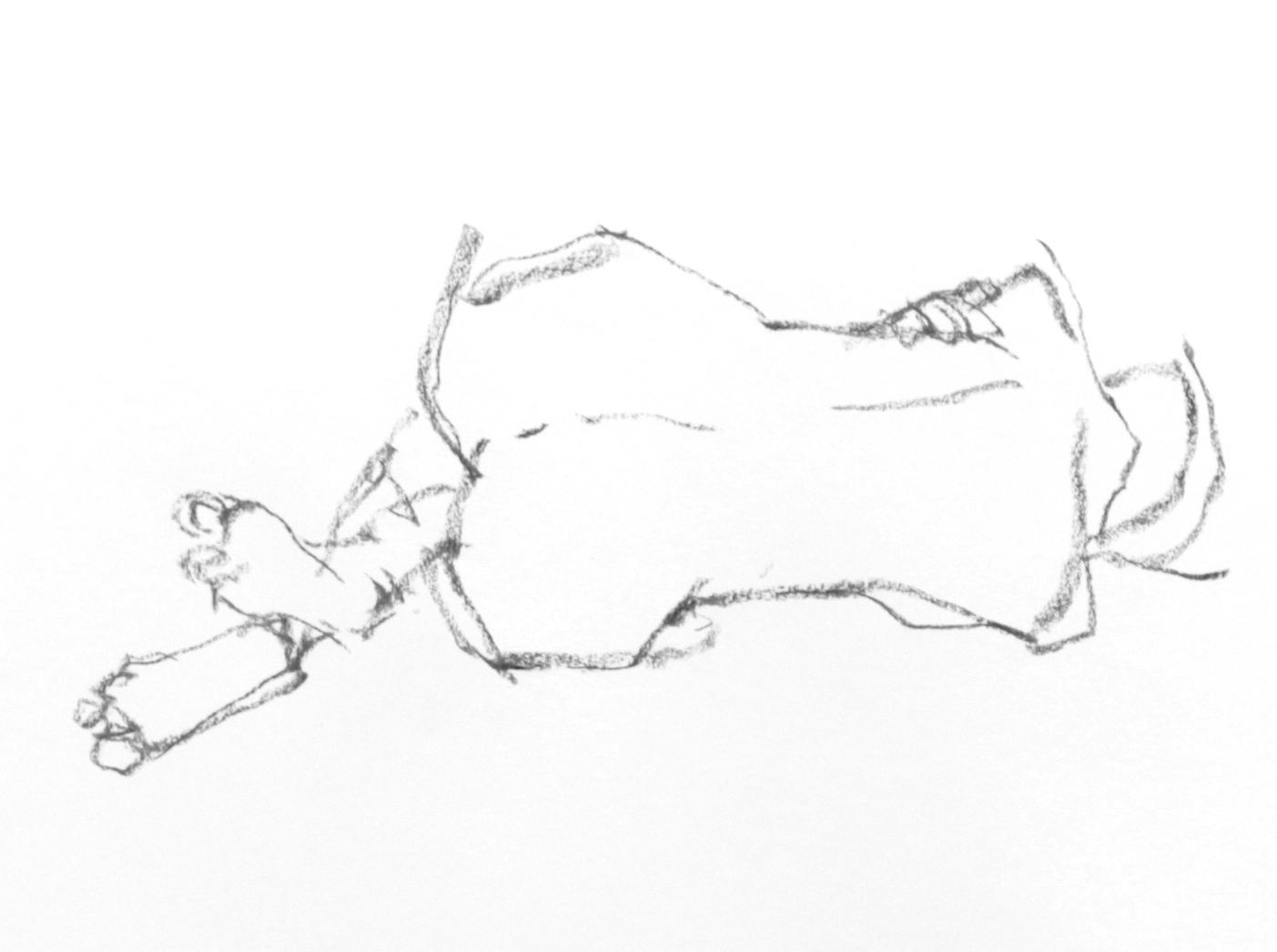 《 師走十二月の ― croquis・drawing・dessin・sketch・esquisse ― 12 》_f0159856_10274244.jpg