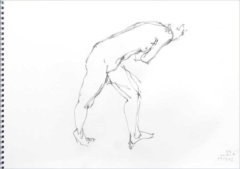 《 師走十二月の ― croquis・drawing・dessin・sketch・esquisse ― 12 》_f0159856_10283270.jpg