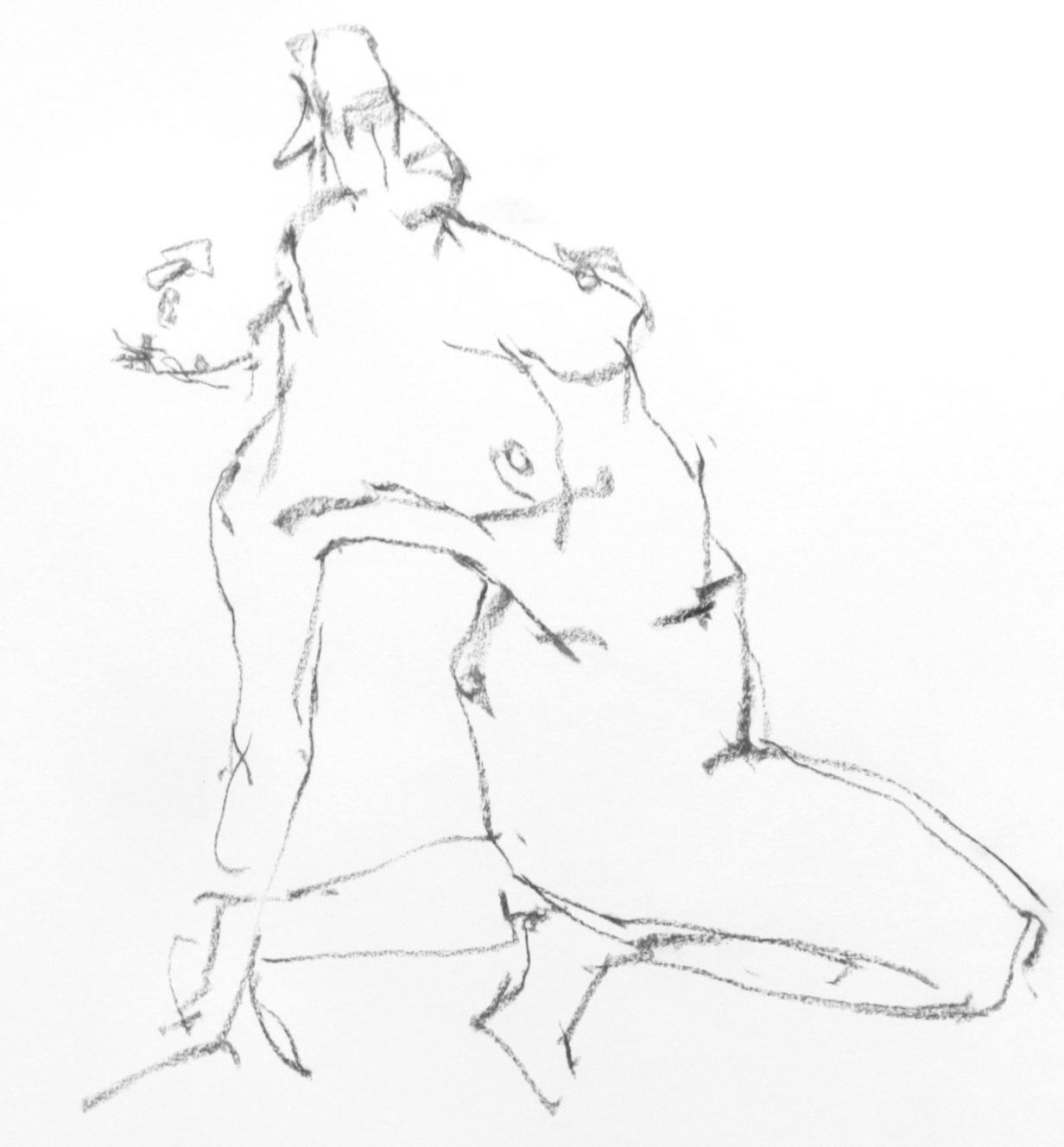 《 師走十二月の ― croquis・drawing・dessin・sketch・esquisse ― 12 》_f0159856_10305969.jpg