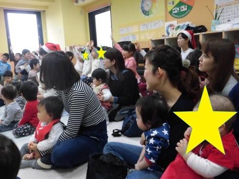【千葉新田町園】クリスマス会_a0267292_10000179.jpg