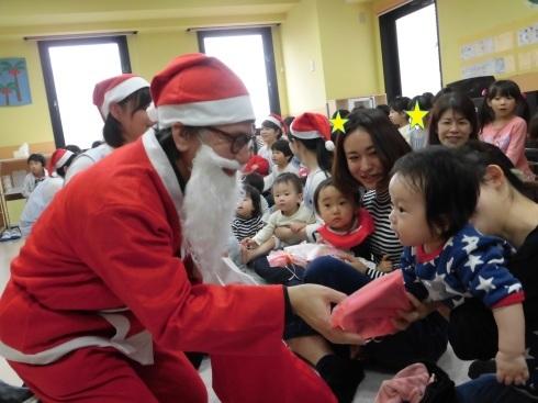 【千葉新田町園】クリスマス会_a0267292_10012109.jpg
