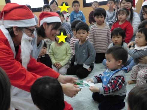 【千葉新田町園】クリスマス会_a0267292_10044147.jpg