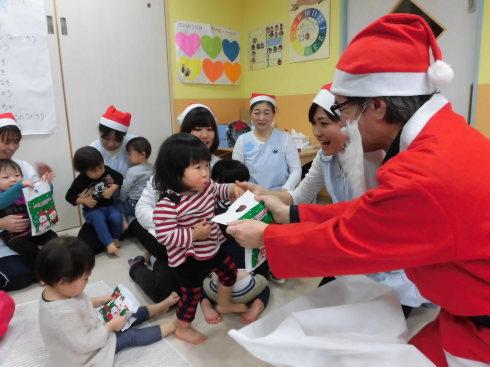 【千葉新田町園】クリスマス会_a0267292_10045800.jpg