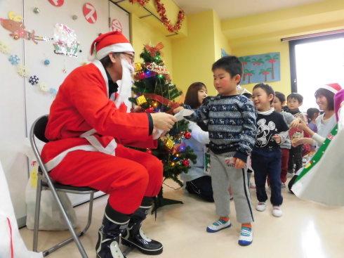 【千葉新田町園】クリスマス会_a0267292_10054085.jpg
