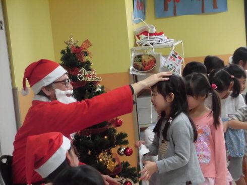 【千葉新田町園】クリスマス会_a0267292_10060675.jpg