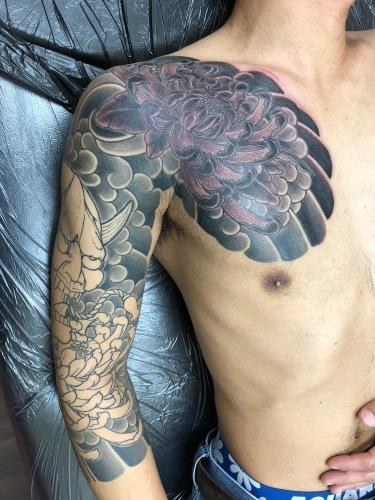 TATTOO、タトゥー、刺青、兵庫県、神戸市_c0173293_15163874.jpg