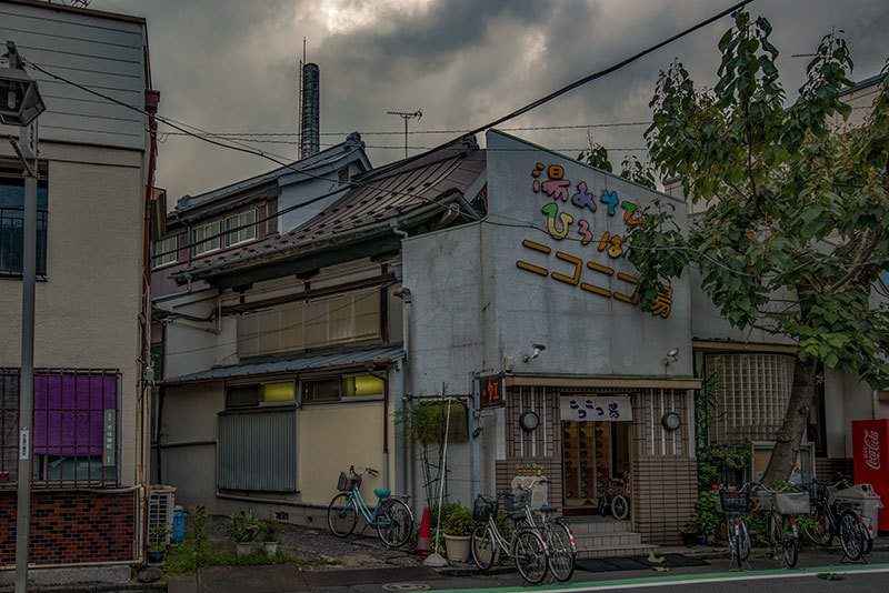 記憶の残像 2017年 花の東京 -65 東京都足立区 北千住 _f0215695_20554280.jpg