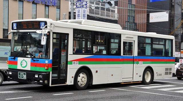 近江鉄道~西工96MC(B-I)日産ディーゼル・ワンステップバス(移籍車)_a0164734_21393412.jpg