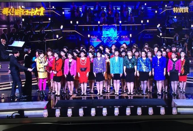 年末の歌番組を飾る登美丘高校ダンス部_b0017844_23484989.jpg