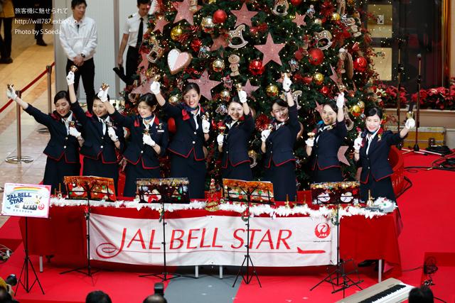 JALベルスター2017 @12/24(羽田空港国内線ターミナル)_d0242350_14453326.jpg