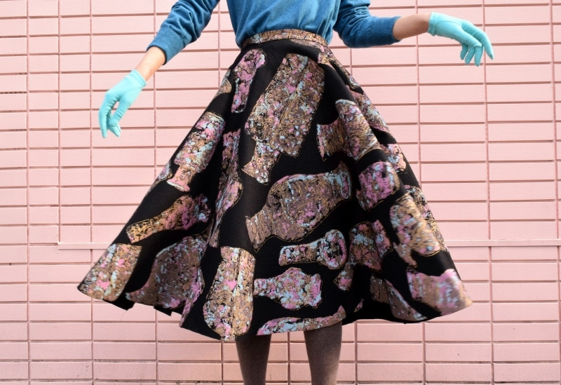 ♡SPECIAL SKIRT♡ AND ♪HAPPY NEW YEAR♪_e0148852_13343368.jpg