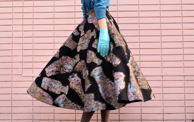 ♡SPECIAL SKIRT♡ AND ♪HAPPY NEW YEAR♪_e0148852_13343979.jpg
