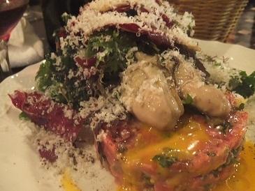 肉料理が得意なイタリアン『アンティーカ トラットリーア フォルトゥーナ グランデ』_f0362073_07062992.jpg